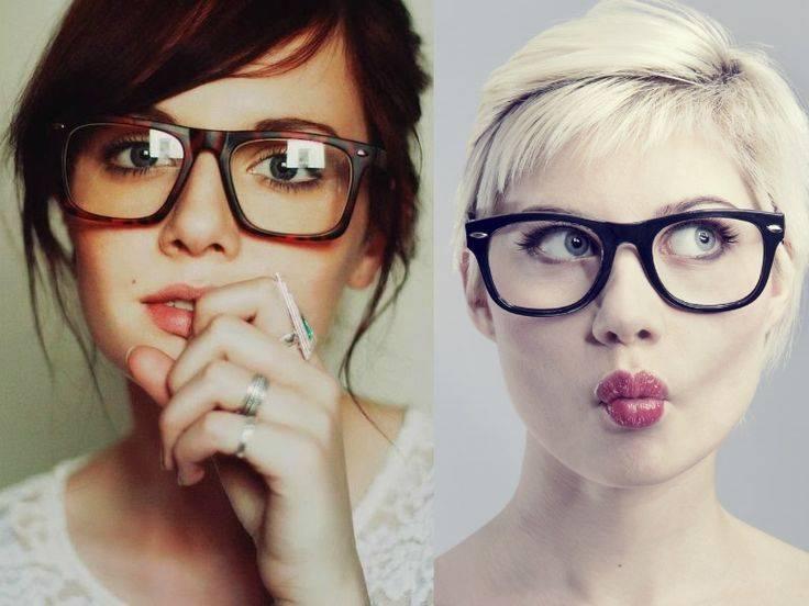 Кому идут круглые очки: как определить свою форму лица?