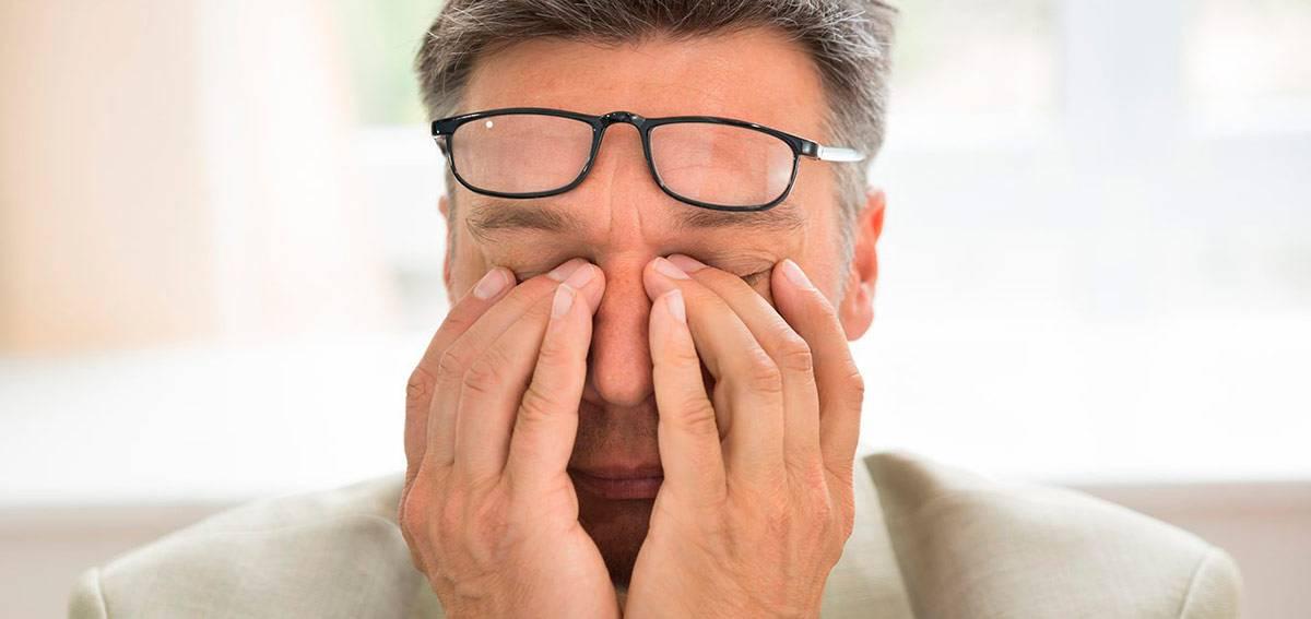 Болят глаза при простуде: причины, симптомы у детей, лечение
