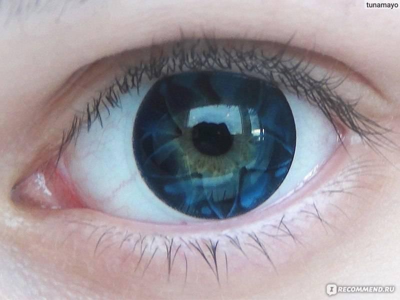Цветные линзы для глаз: фото, цена, как выбрать, где купить