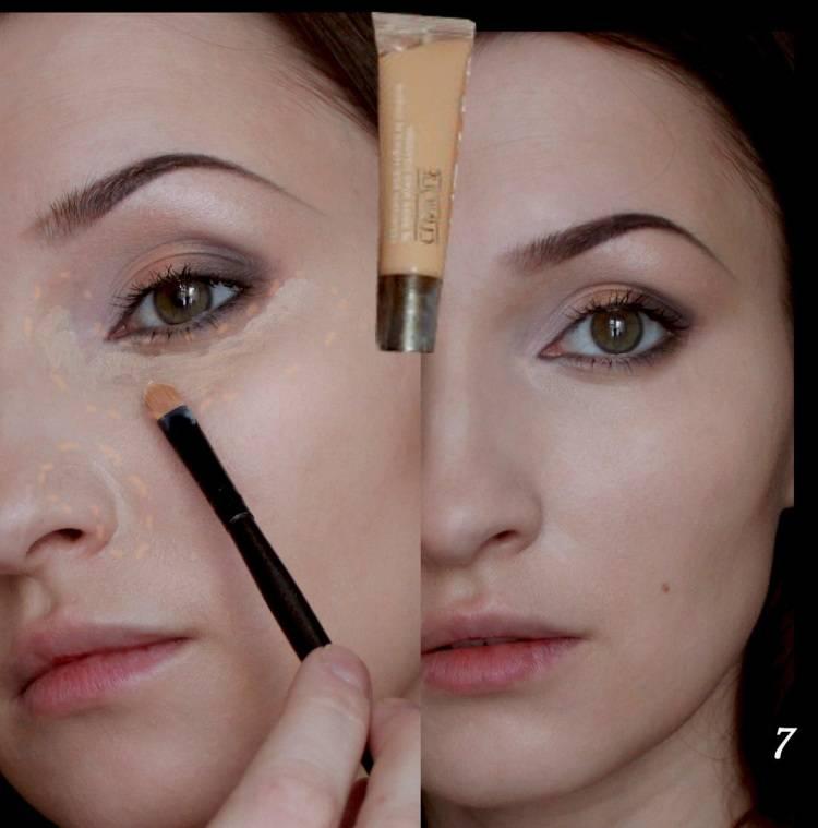 Как замаскировать темные круги под глазами