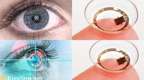 Умные контактные линзы уже существуют, и мы сможем делать с ними поразительные вещи | rusbase