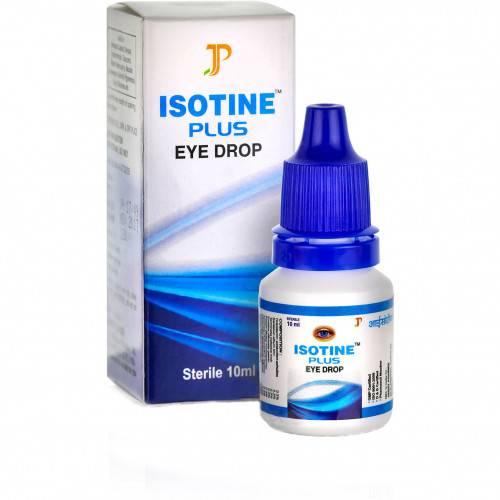 Глазные капли isotine (айсотин) — отзывы и инструкция по применению