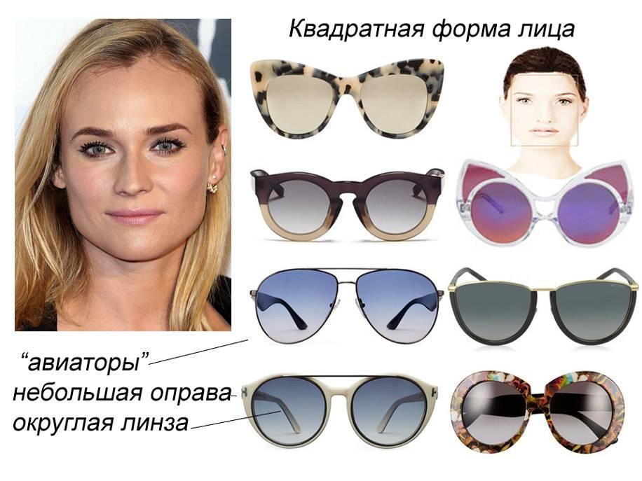 Как подобрать очки по форме лица – правильные оправы по типу лица