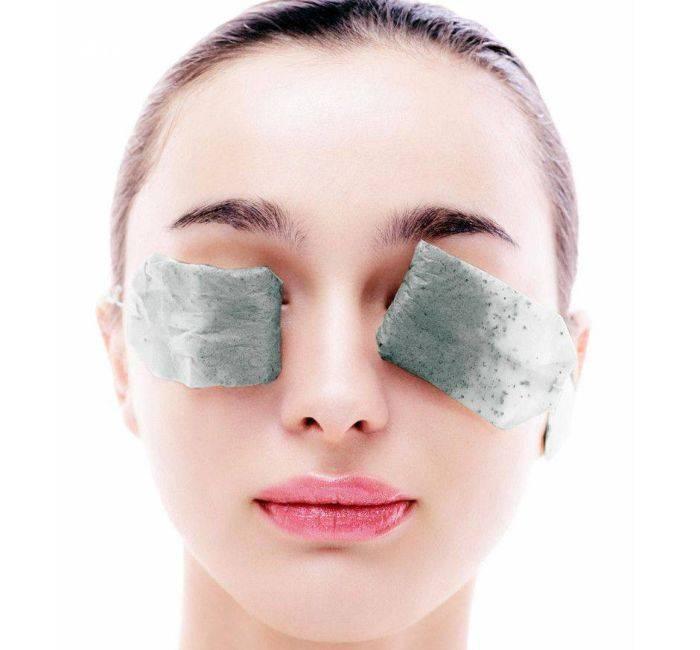 Компрессы от отеков и синяков под глазами и для снятия усталости глаз – здоровье как усилие воли