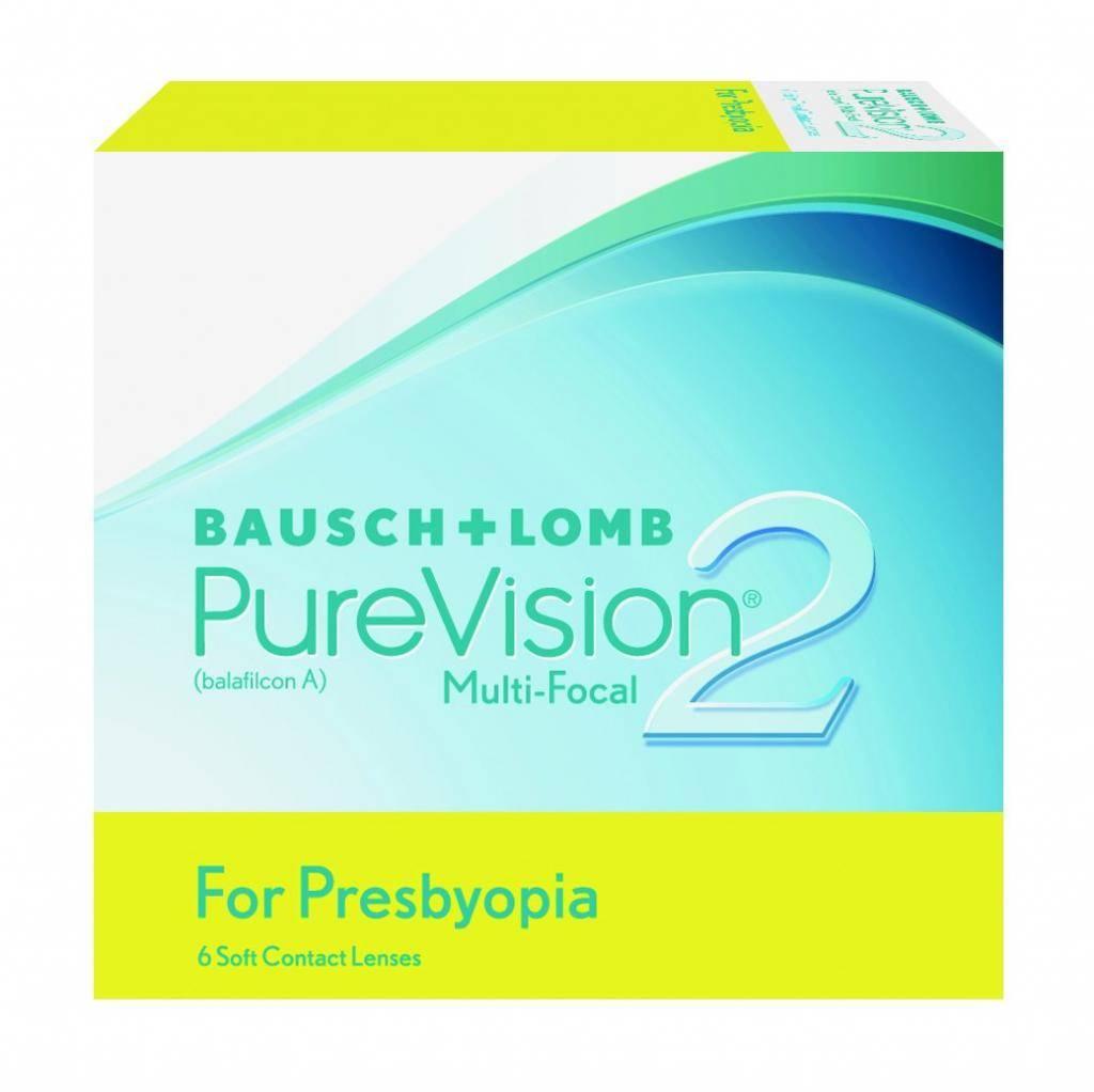 Pure vision — особенности линз