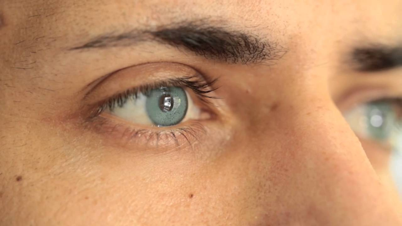 Лазерная коррекция цвета глаз
