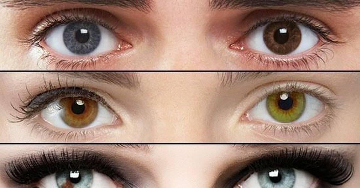 Могут ли глаза изменить свой цвет и почему так происходит? - hi-news.ru
