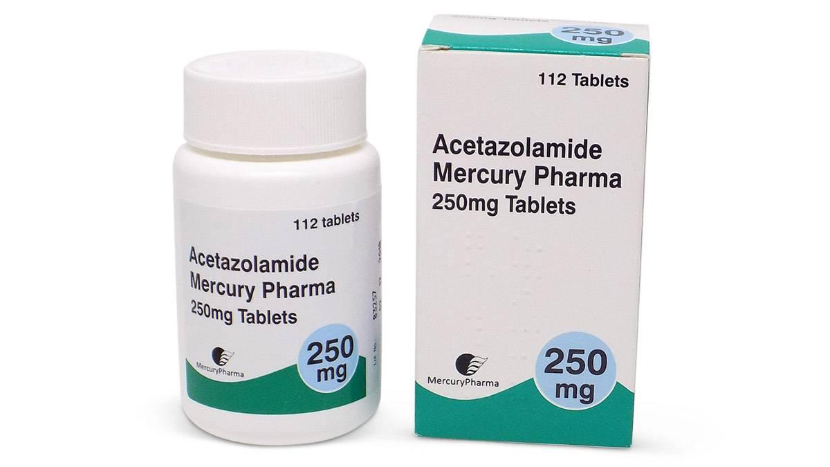 Ацетазоламид: показания и инструкция по применению, цена, аналоги, отзывы