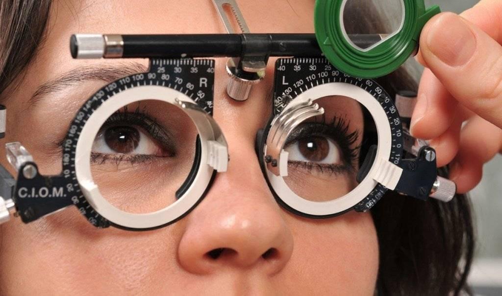 Плохое зрение - причины, виды нарушений