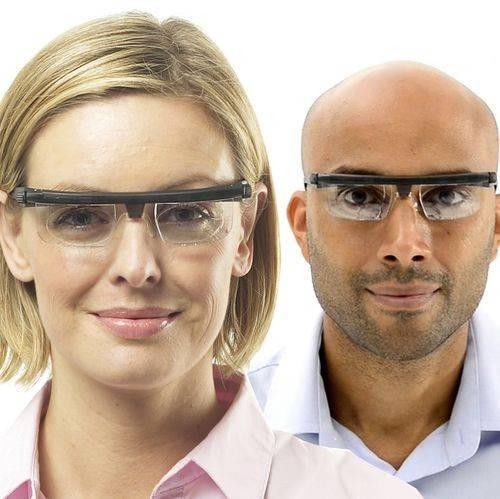 Очки adlens — отзывы офтальмологов об очках с регулируемыми диоптриями