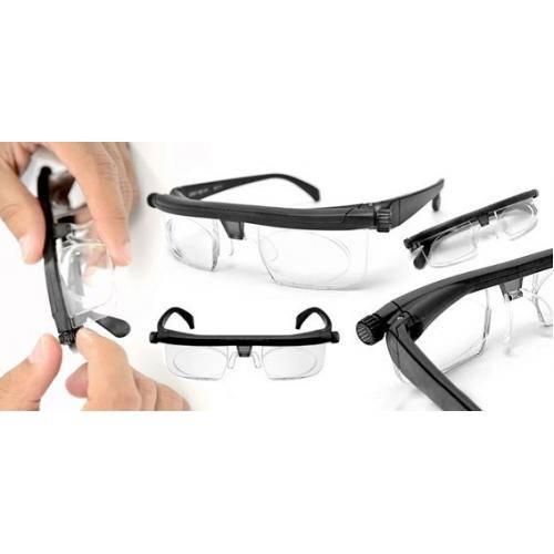 А действительно ли так удобны очки с регулируемыми диоптриями?