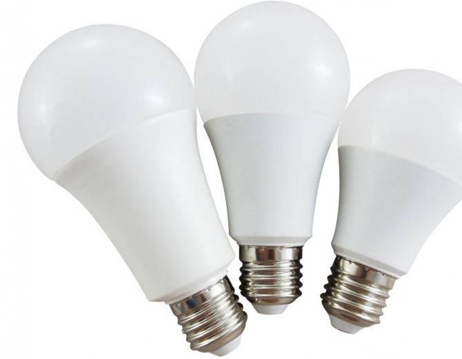 Вред светодиодных ламп