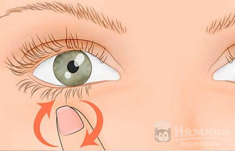 К чему дёргается правый глаз – что значит примета