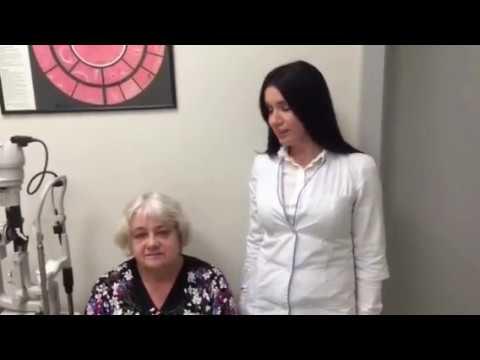 Хирургическое лечение близорукости: витреолизис и витрэктомия • русский доктор