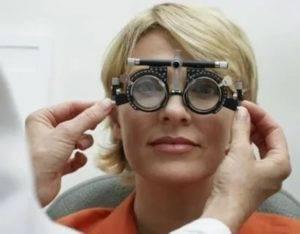 Как подобрать очки при близорукости?