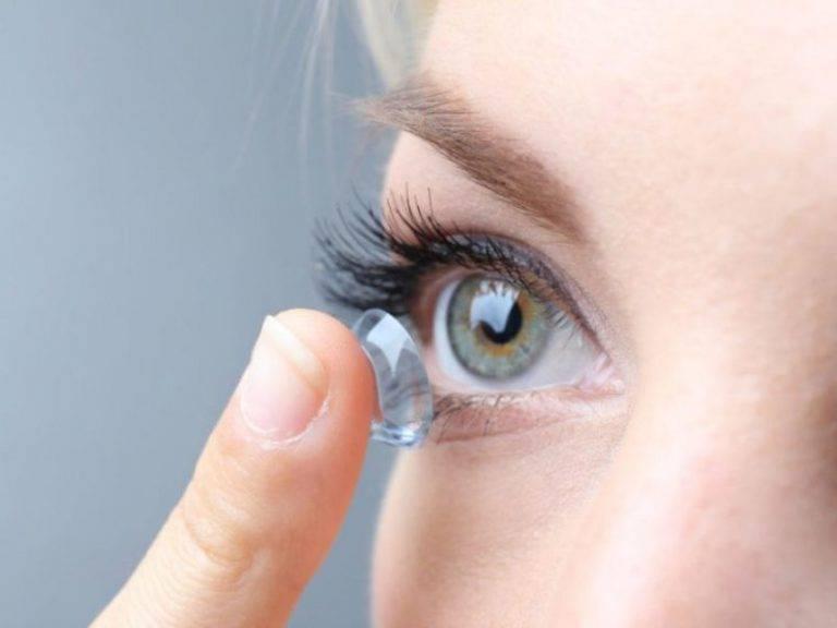 Простые советы для тех, кто использует контактные линзы