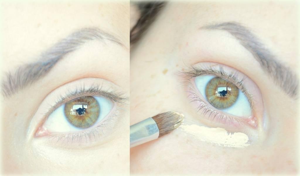Чем и как замазать синяки под глазами