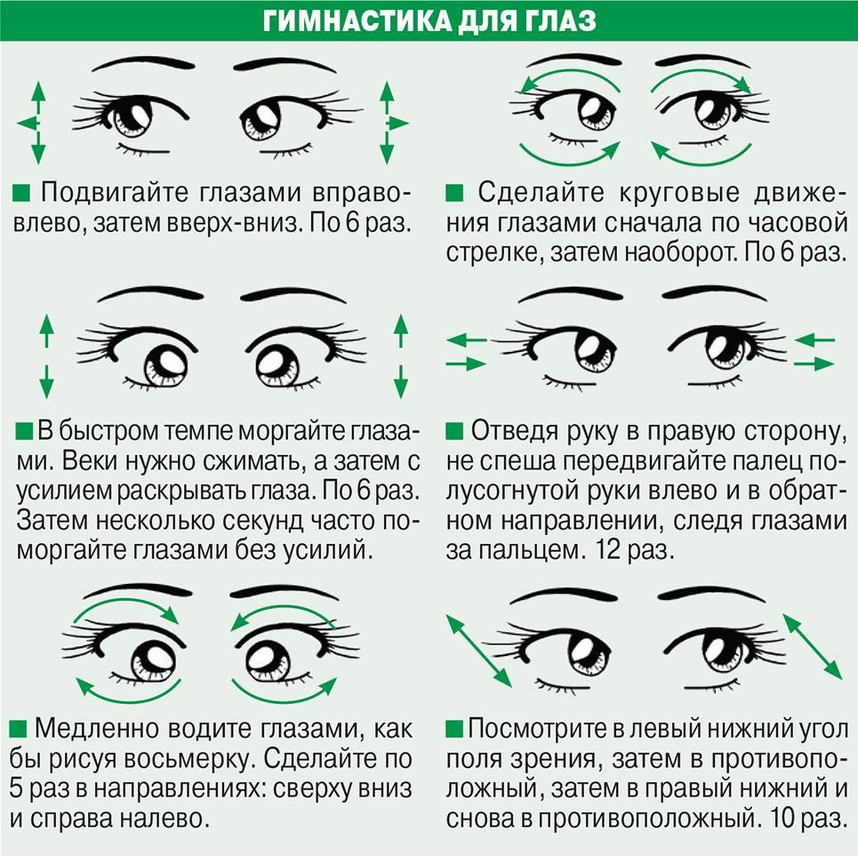 Как восстановить зрение ребенку в домашних условиях?
