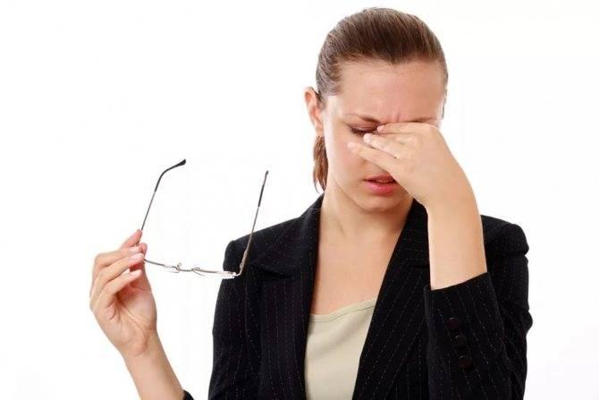 Почему болят глаза от очков? - наше здоровья