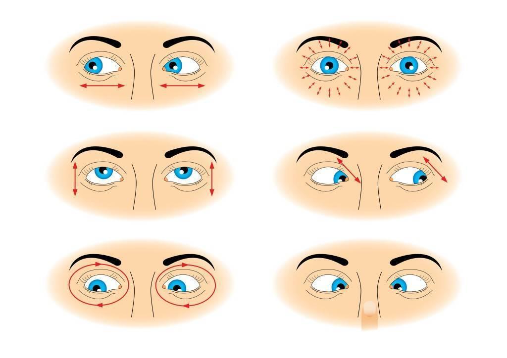 Гимнастика для глаз по норбекову - список упражнений oculistic.ru гимнастика для глаз по норбекову - список упражнений