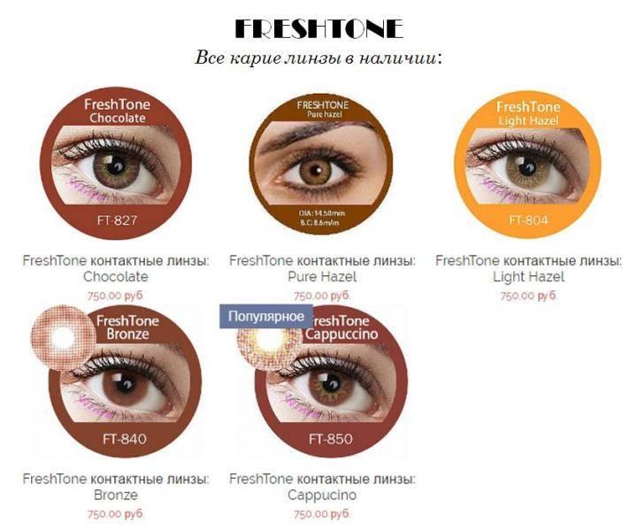 Как подобрать линзы для глаз без врача? ищи ответ здесь!