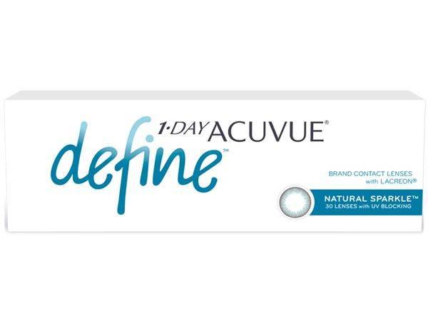 Контактные линзы acuvue define - обзор, особенности и отзывы