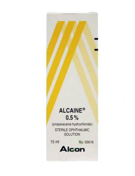 Алкаин глазные капли: инструкция, применение и отзывы