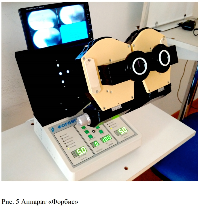 Прибор для глаз форбис: обзор, инструкция, показания, цена