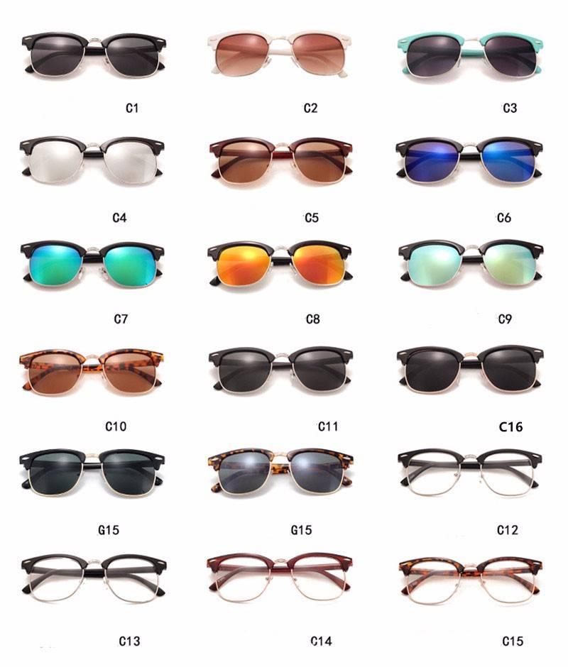 Оправы для очков для зрения и их виды, материалы и стили