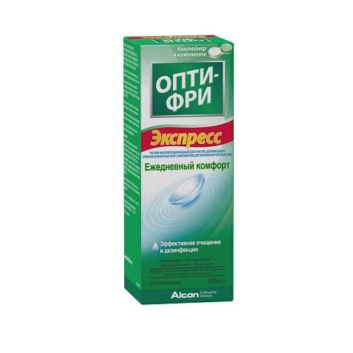 О применении капель опти-фри - вопрос офтальмологу - 03 онлайн