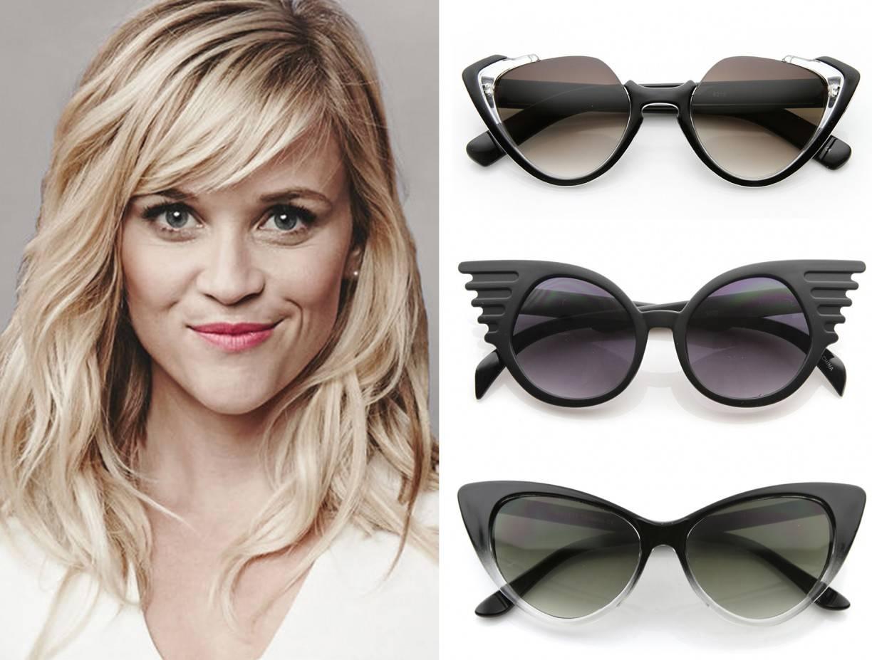 Очки для круглого лица - какие формы подойдут для женского широкого для зрения
