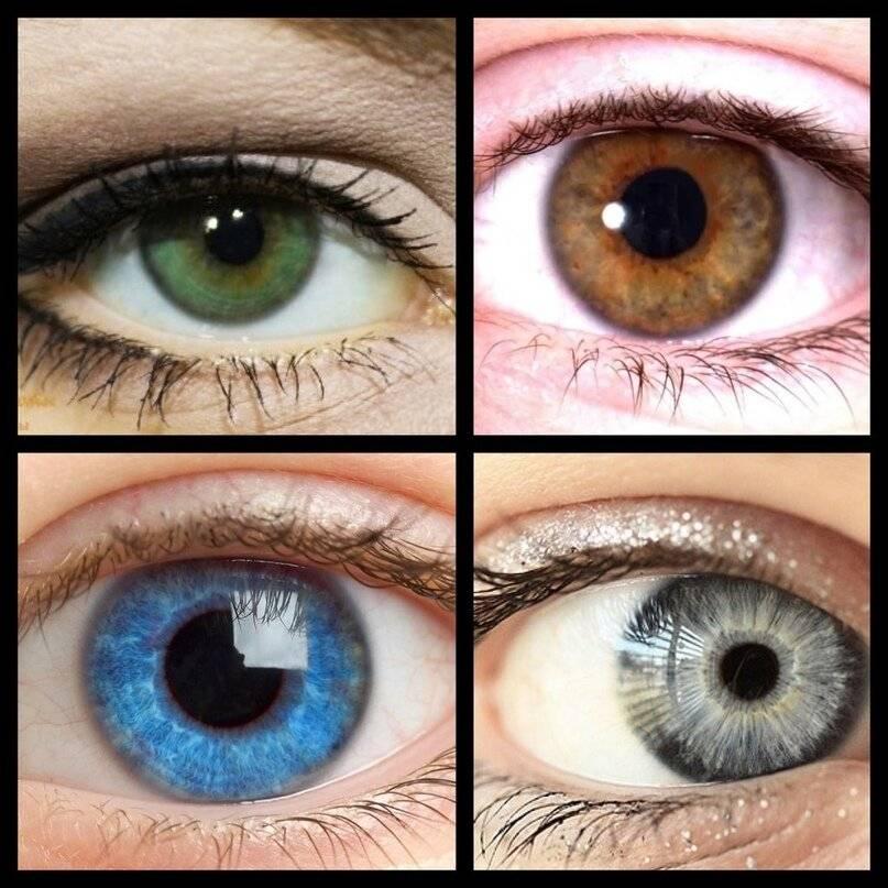 Может ли меняться цвет глаз у взрослого человека от настроения, пребывания на солнце, приема витаминов, лекарств, из-за болезни, в течение жизни, с возрастом?