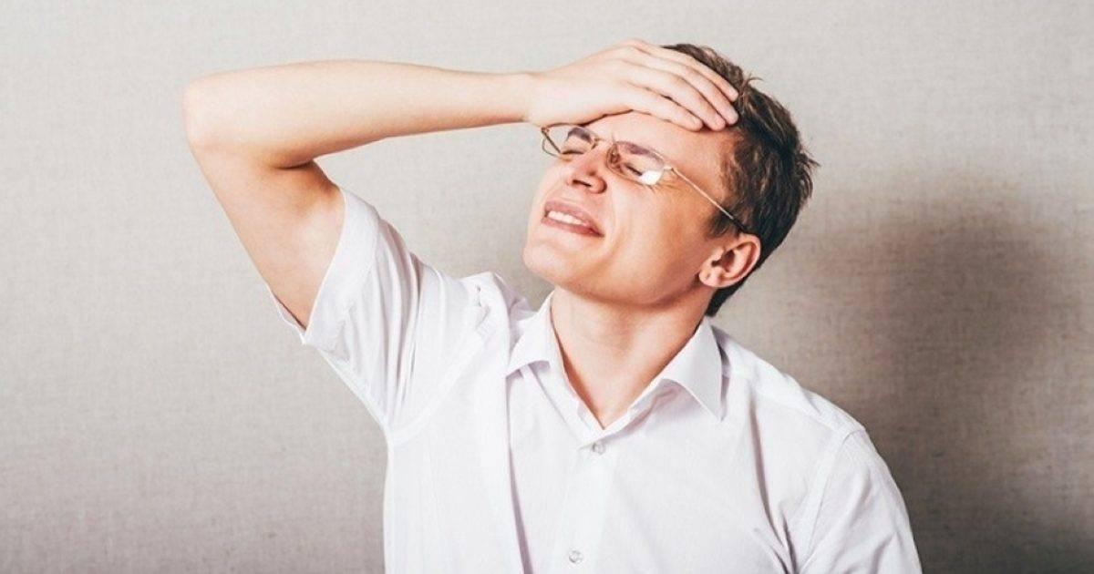 Головокружение от очков в чем причина - здоровая голова