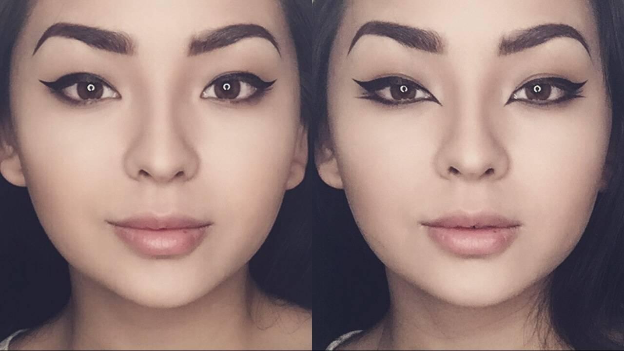 Раскосые глаза - что это, чем отличаются, как выделить