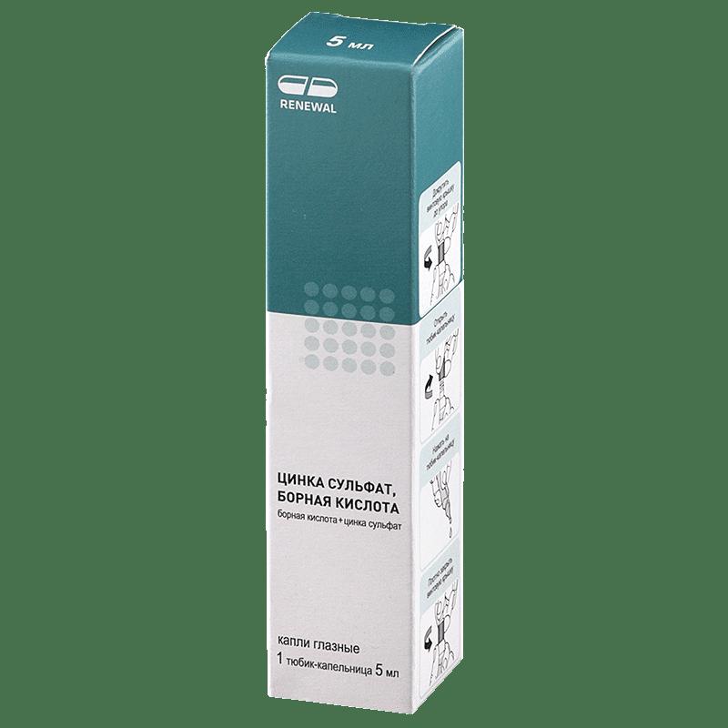 Удобрение сульфат цинка (цинк сернокислый), характеристика, применение