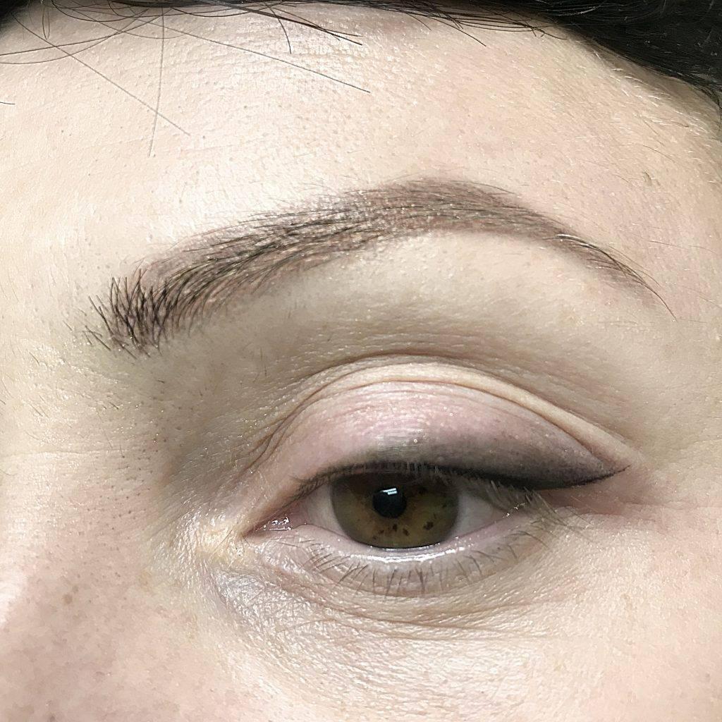 Уход после перманентного макияжа век: советы и рекомендации после татуажа глаз