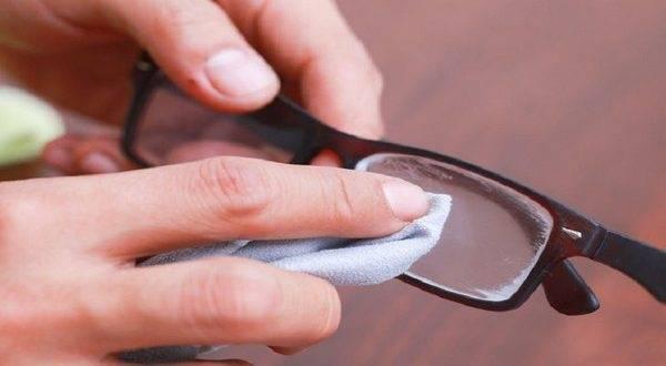 Полировка линз на очках из стекла и пластика в домашних условиях