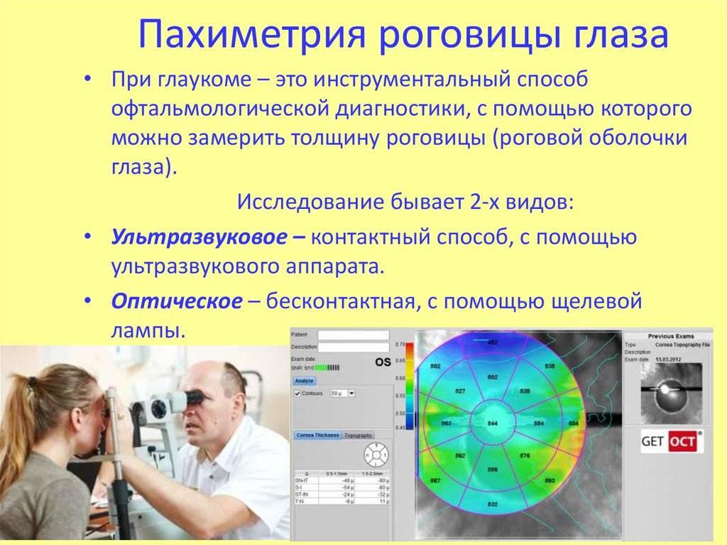 Тонометрия глаза: описание, виды тонометрии, норма и методика проведения