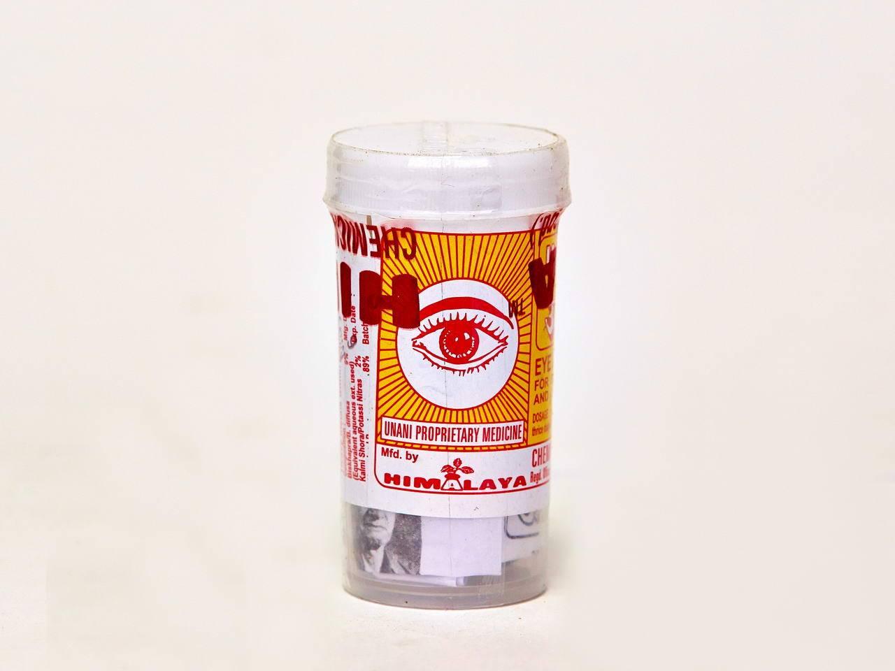 Глазные капли уджала (ujala) himalaya, 5 мл  (арт. 2801)