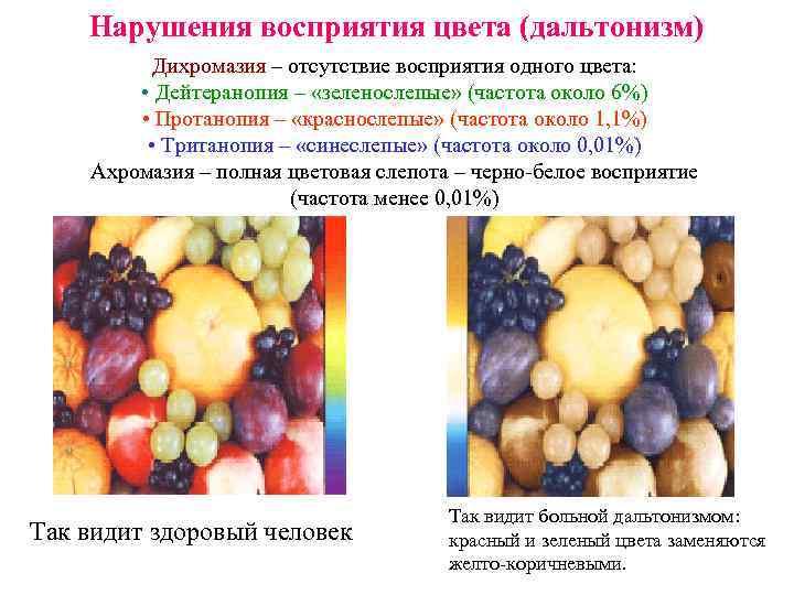 Протанопия что это причины симптомы диагностика лечение - мед портал tvoiamedkarta.ru
