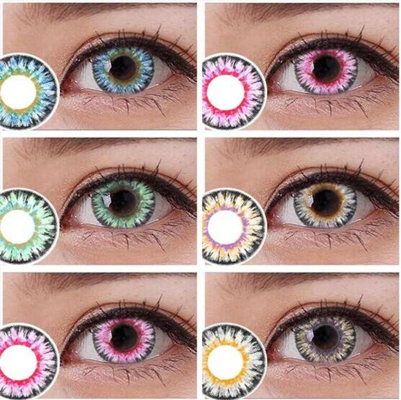 Лучшие контактные линзы, топ-30 рейтинг линз для глаз 2020