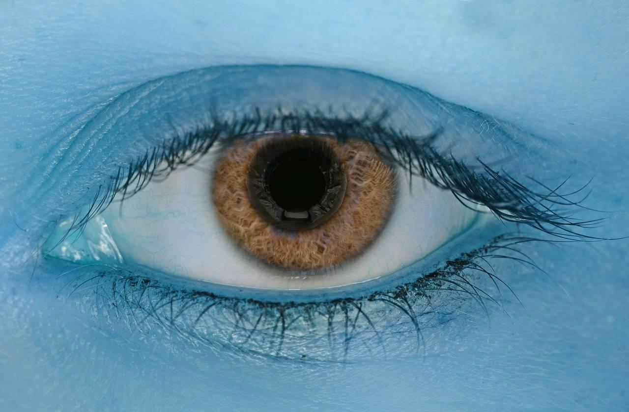 Голубые глаза у мужчин и женщин, их значение и характеристика