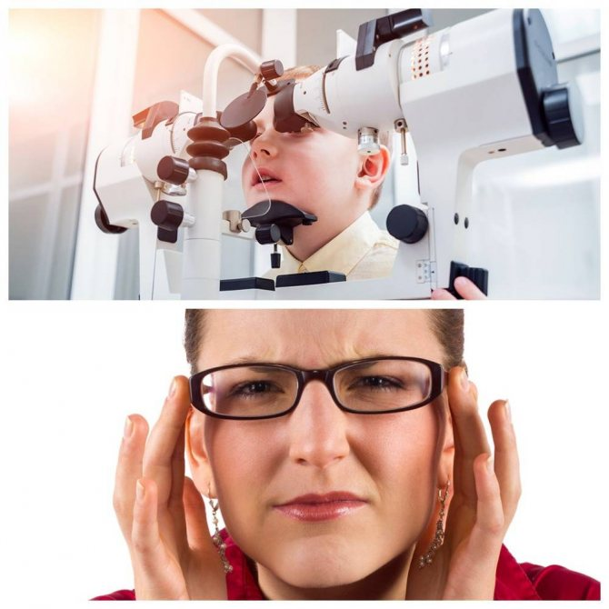 Как остановить падение зрения при близорукости - зрение 100%