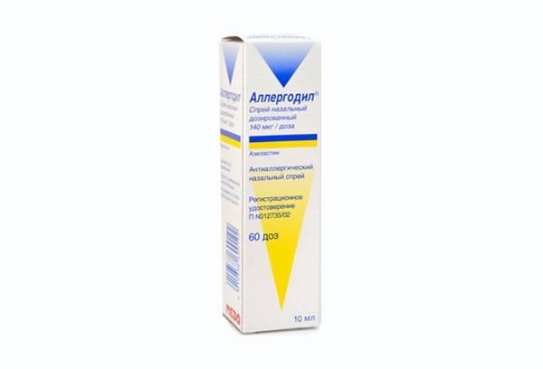 Особенности применения препарата аллергодил в форме глазных капель