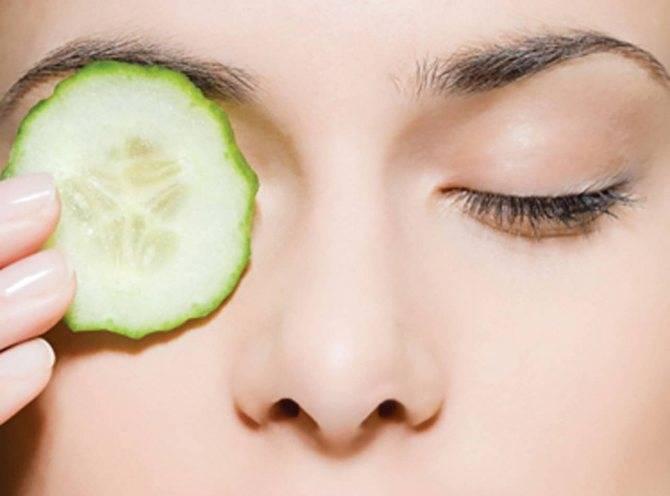 Лед для кожи вокруг глаз: рецепты от синяков, морщин