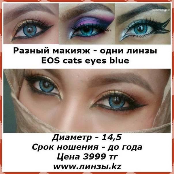 Как определить диаметр линзы для своих глаз