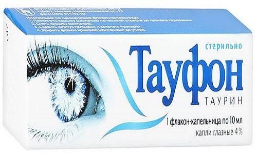 В чем разница тауфона и таурина, что лучше при глазных заболеваниях