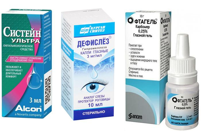 Искусственные слезы (капли глазные) | отзывы врачей и пациентов | инструкция по применению, описание и способ применения.