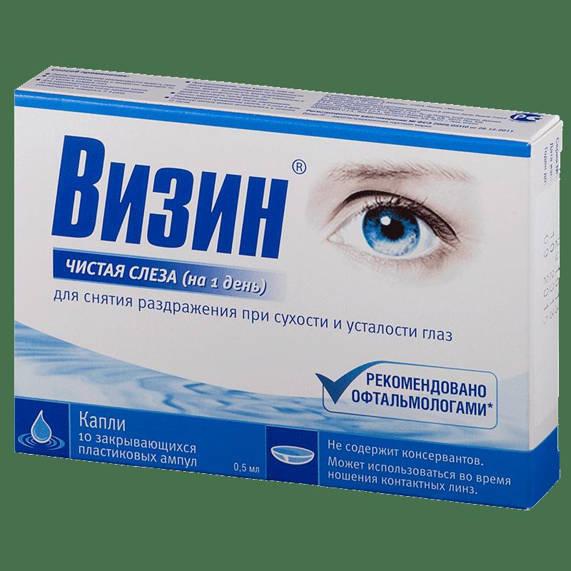 «искусственная слеза» – цена, аналоги, показания к применению