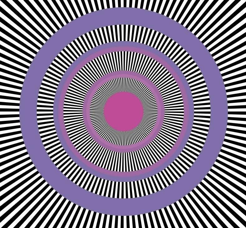 11 поразительных оптических иллюзий, сводящих с ума - лайфхакер